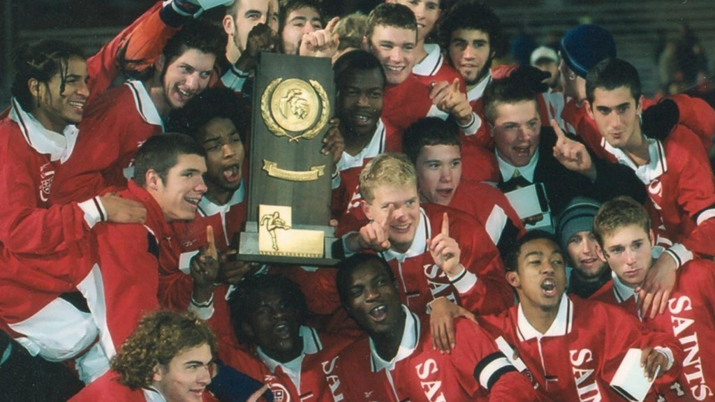 1999 Soccer Champs 6 Individuals Join Hall Of Fame